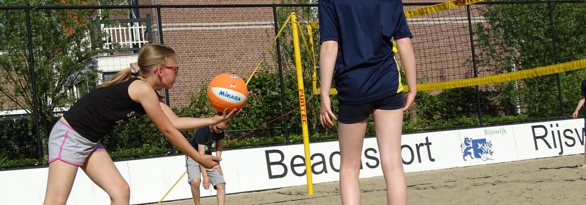 Beachvolleybal Vredenburch jeugd