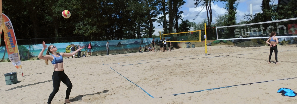 Indoor Beach Competitie jeugd seizoen 2021/2022