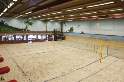 Beachvolleybal Lindobeach (indoor) senioren