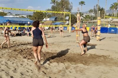 Turkije Beachvolleybal reis